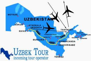 tour 10 giorni in Uzbekistan
